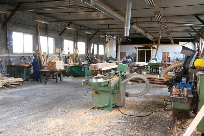 Drewtrans - zakład stolarski